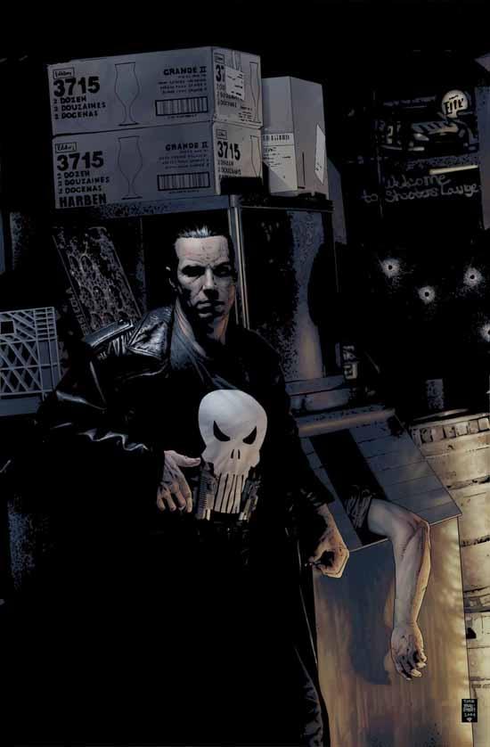 Punisher Max (2004) #9