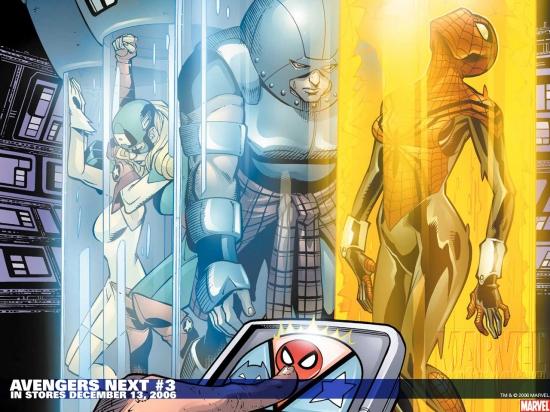 Avengers Next #3
