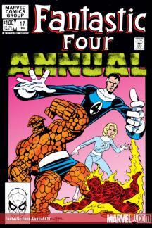 Fantastic Four Annual (1963) #17