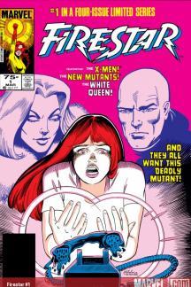 Firestar (1986) #1