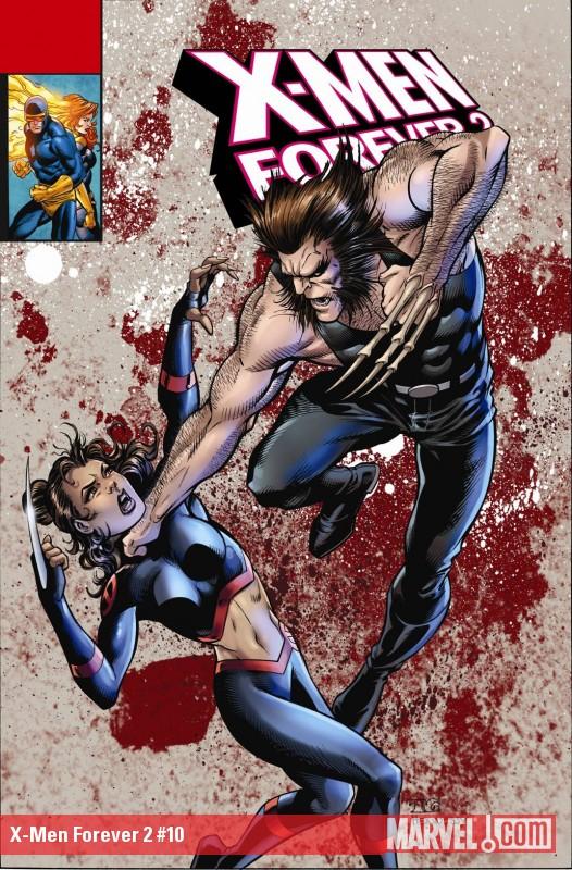 X-Men Forever 2 (2010) #10