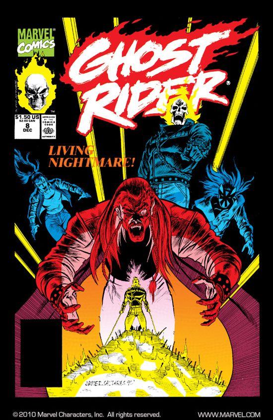 Ghost Rider (1990) #8
