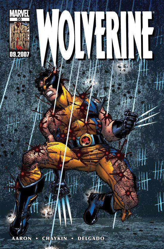 Wolverine (2003) #56