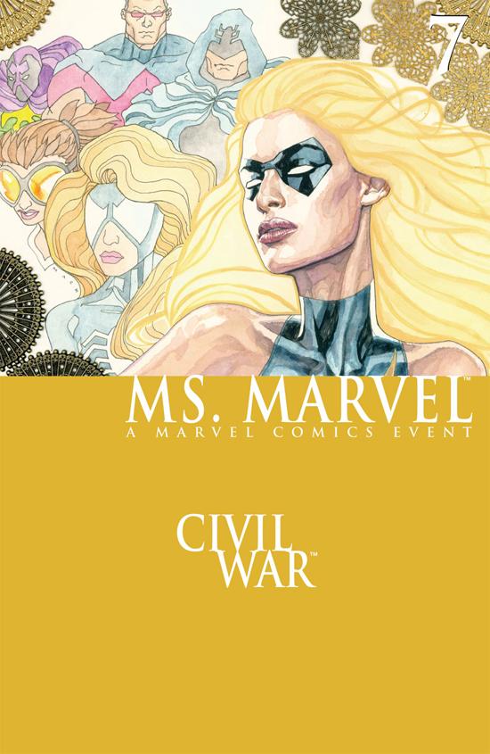 Ms. Marvel (2006) #7