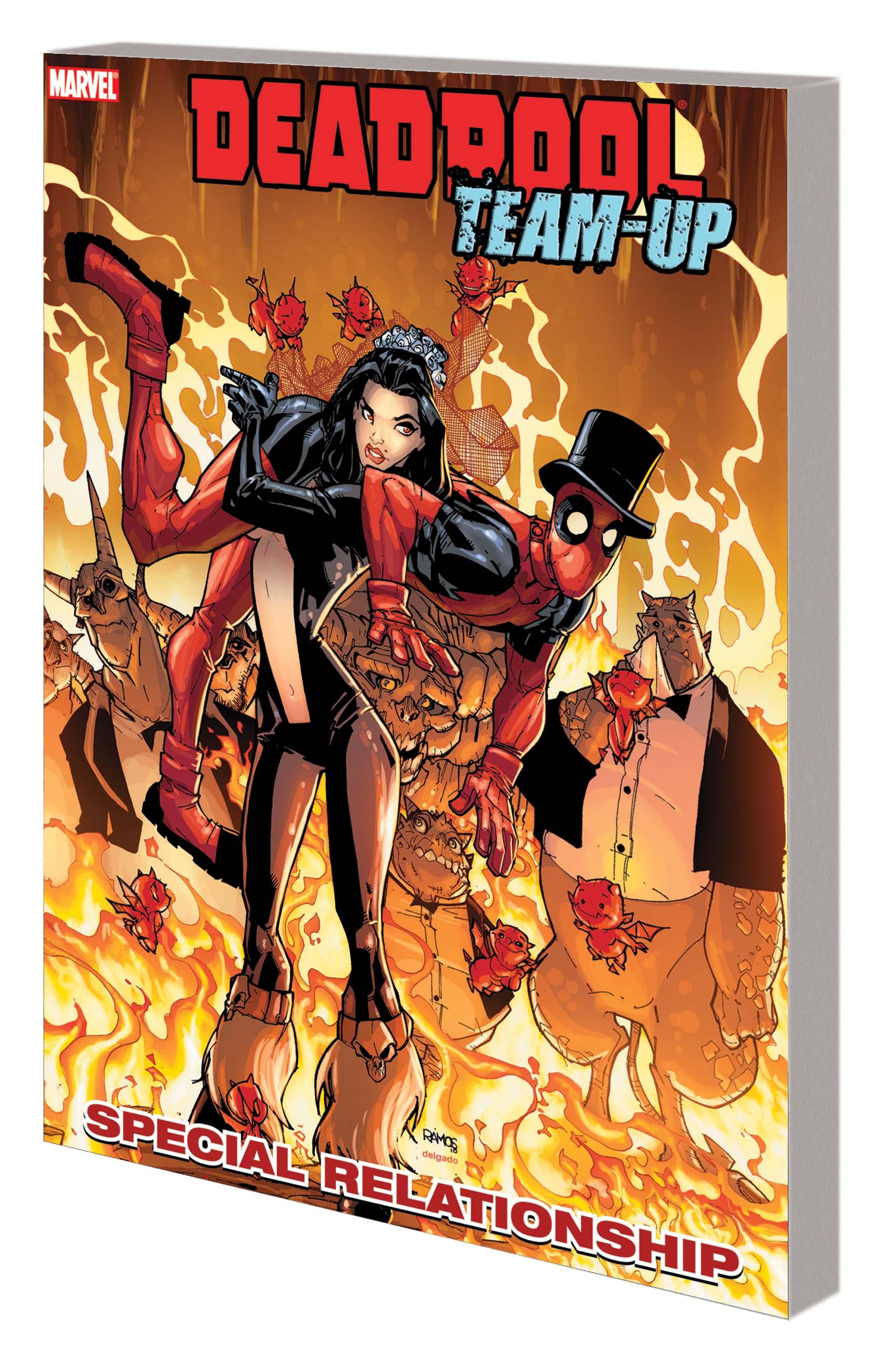 Deadpool Team-Up Vol. 2: Special Relationship (Trade Paperback)