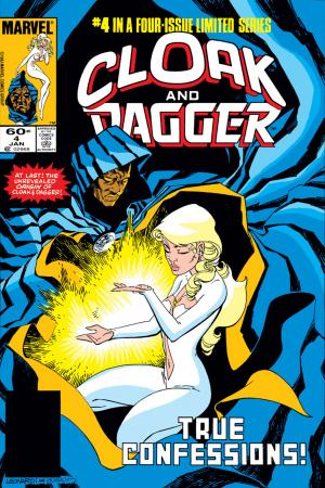 Cloak and Dagger (1983) #4