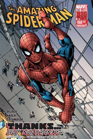 Spider-Man: Big Time (2010) #11