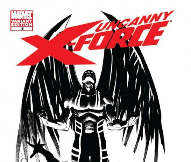 UNCANNY X-FORCE 15 ARCHITECT SKETCH VARIANT
