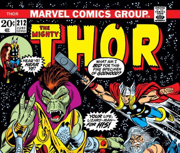 Thor (1966) #212