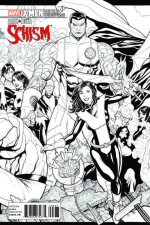 X-Men: Schism (2011) #3 (X Printing Variant)