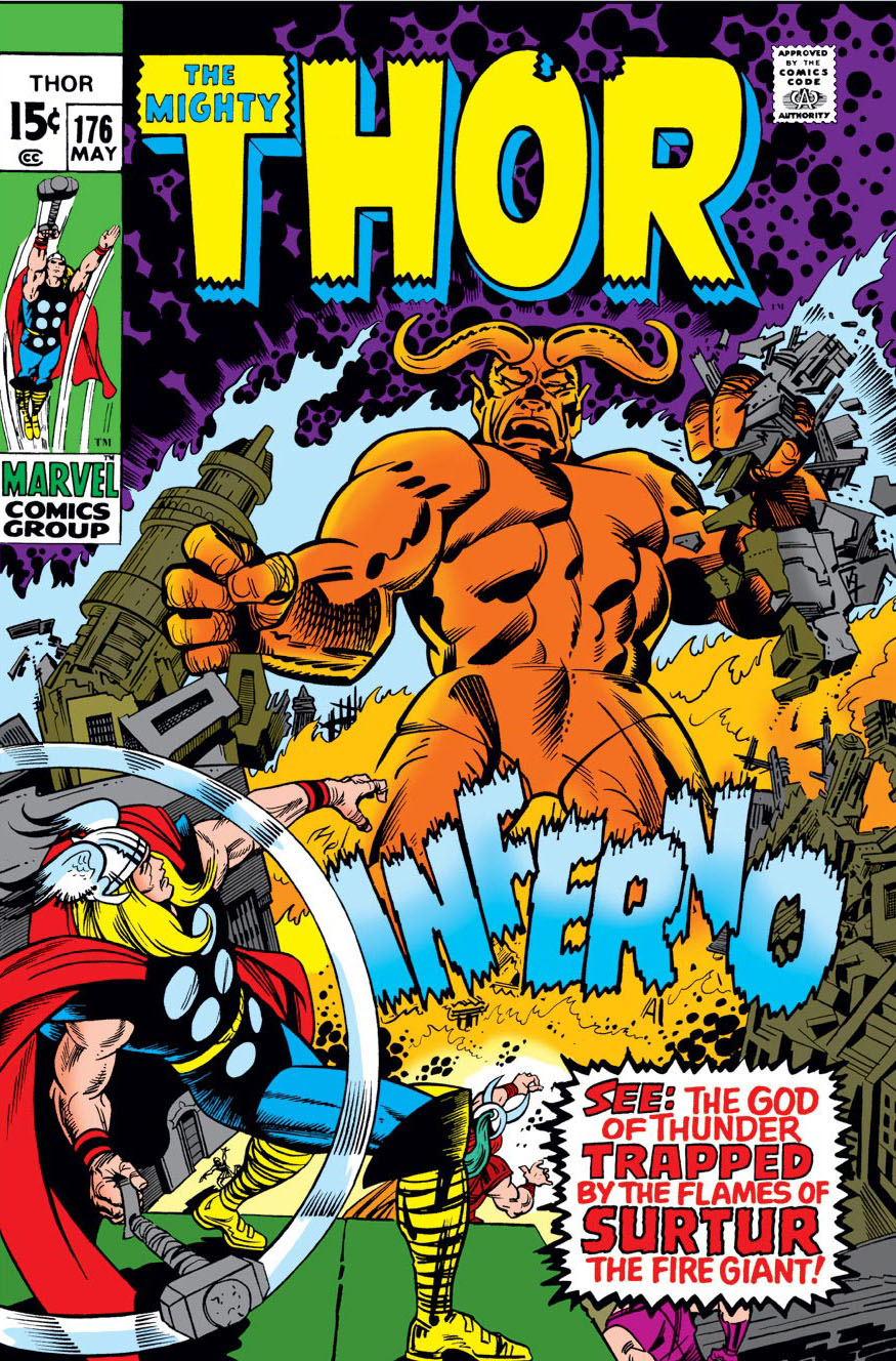 Thor (1966) #176