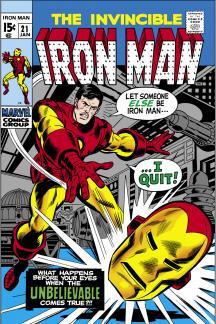 Iron Man (1968) #21
