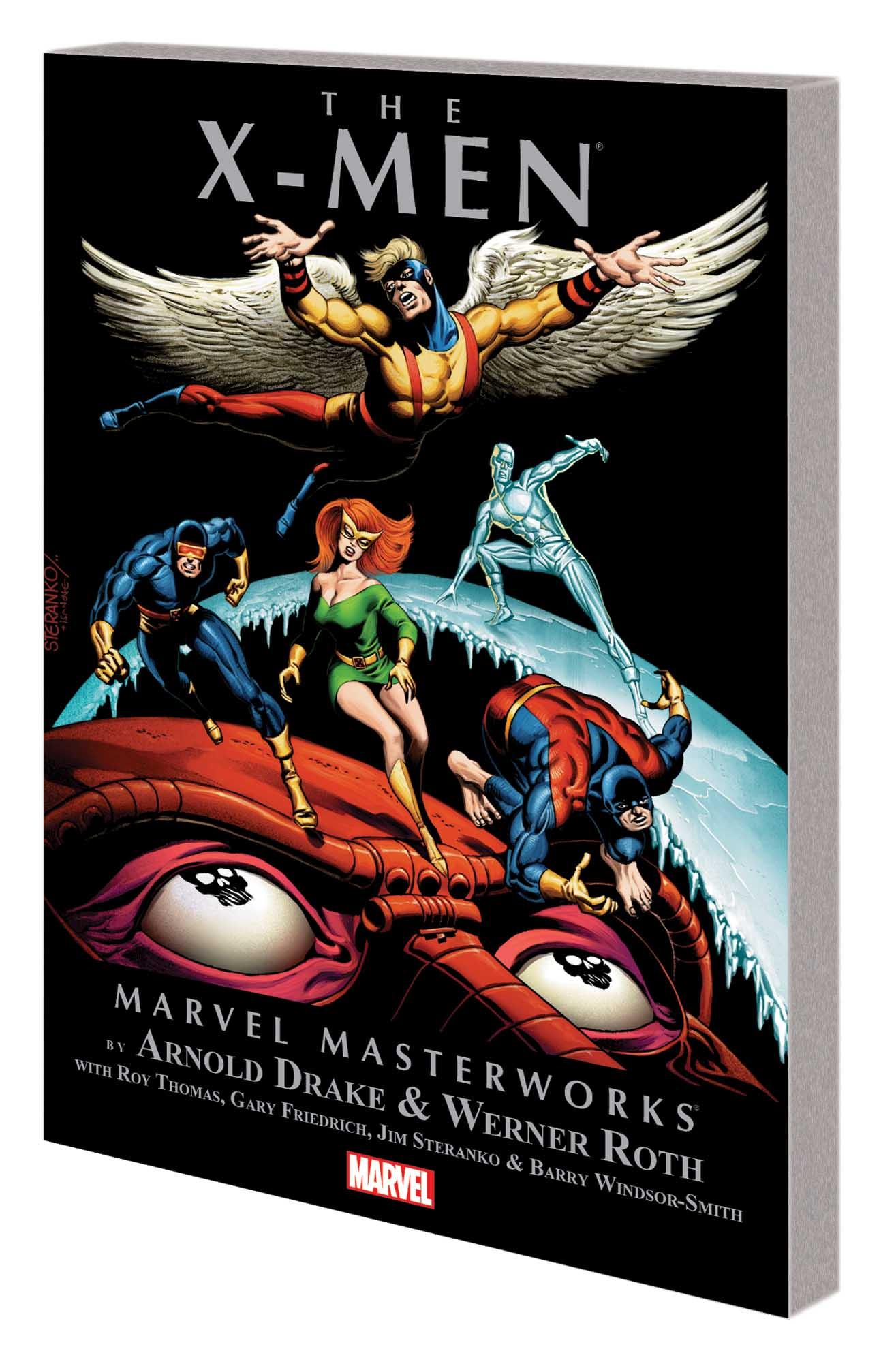Marvel Masterworks: The X-Men Vol. 5 (Trade Paperback)
