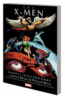 Marvel Masterworks: The X-Men Vol. 5 (Trade Paperback)