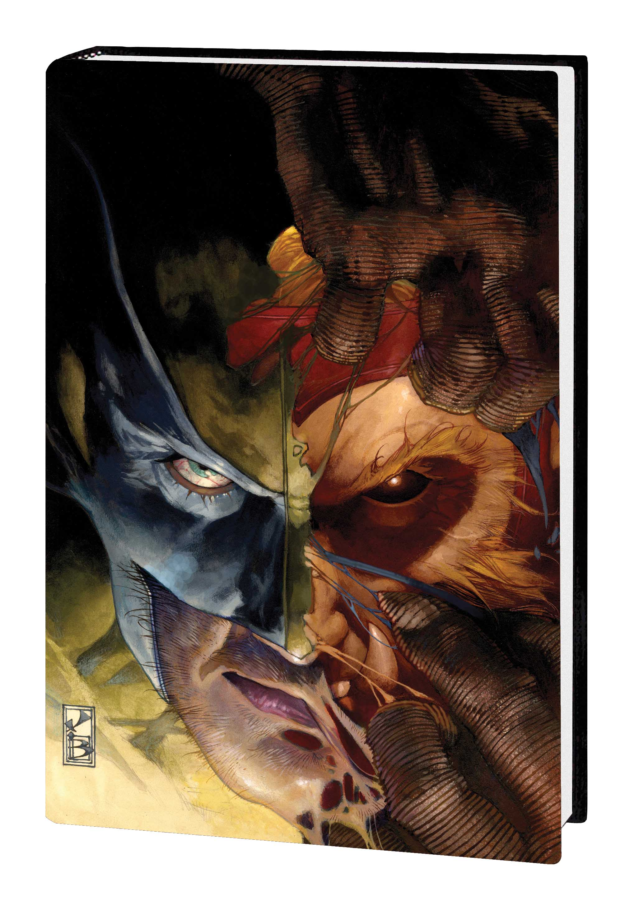 Wolverine: (Issues 312-317) (Hardcover)