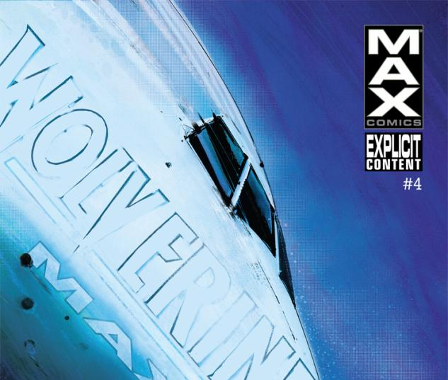 cover from Wolverine Max (2012) #4