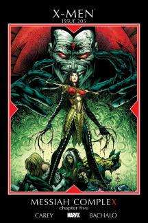X-Men #205