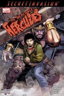 Incredible Hercules (2008) #119