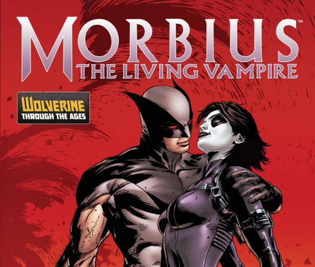 MORBIUS: THE LIVING VAMPIRE 6 ZIRCHER WOLVERINE COSTUME VARIANT (NOW, 1 FOR 20)