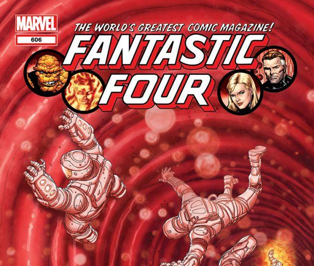 Fantastic Four (1998) #606