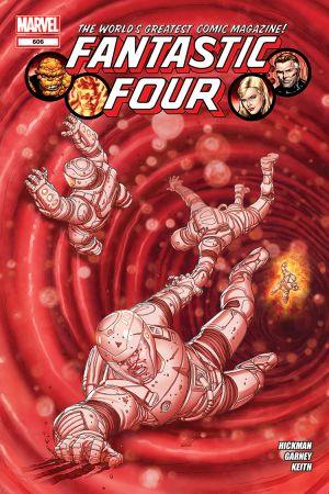 Fantastic Four #606