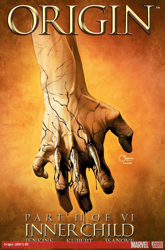 Wolverine: The Origin (2001) #2