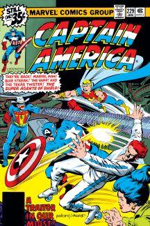 Captain America (1968) #229