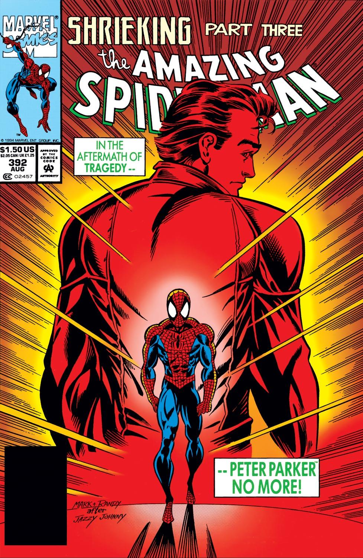 The Amazing Spider-Man (1963) #392
