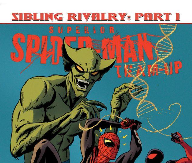 SUPERIOR SPIDER-MAN TEAM-UP 2 (WITH DIGITAL CODE)