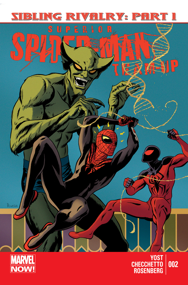 Superior Spider-Man Team-Up (2013) #2