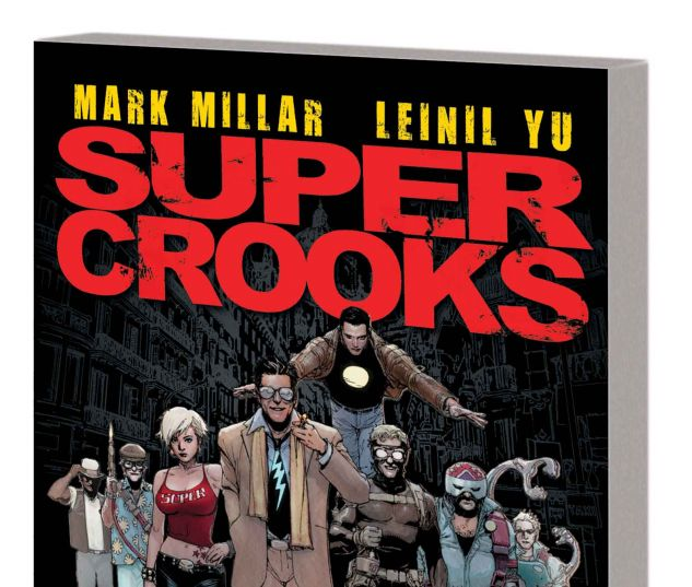 SUPER CROOKS TPB