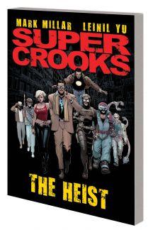 Supercrooks (Trade Paperback)