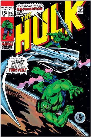 Incredible Hulk (1962) #137