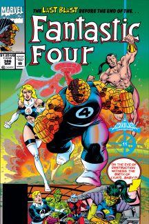 Fantastic Four (1961) #386