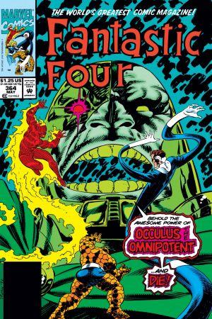 Fantastic Four (1961) #364