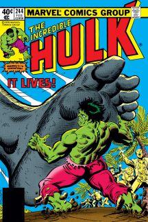 Incredible Hulk (1962) #244