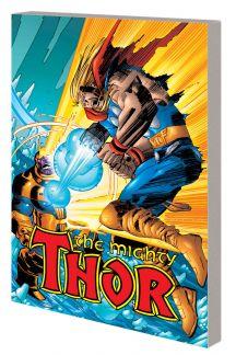 Thor Vs. Thanos (Trade Paperback)