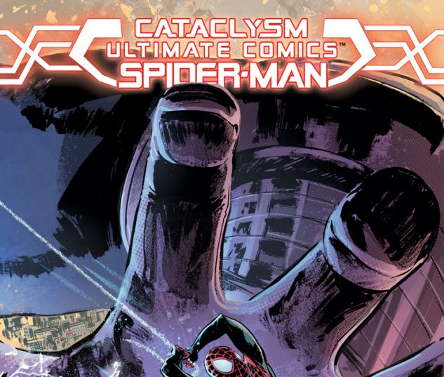 CATACLYSM: ULTIMATE SPIDER-MAN 1 HARDMAN VARIANT (WITH DIGITAL CODE)