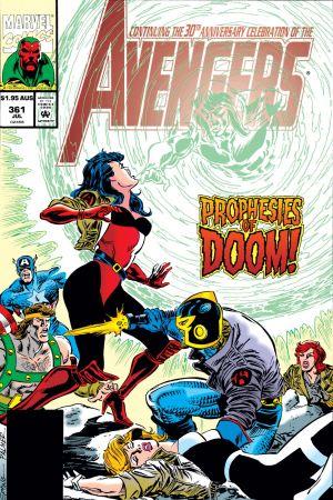 Avengers (1963) #361