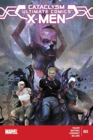 Cataclysm: Ultimate X-Men (2013) #3