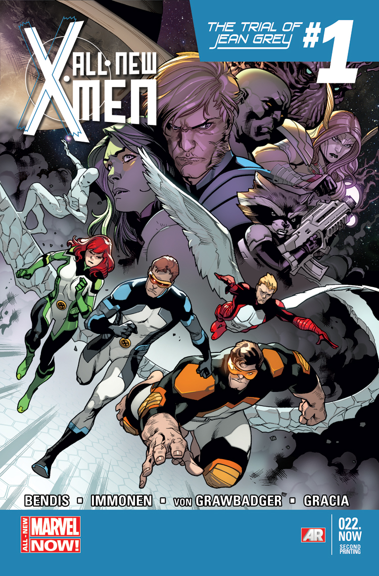 All-New X-Men (2012) #22 (Immonen 2nd Printing Variant)
