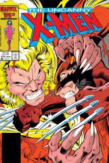 Uncanny X-Men (1963) #213