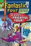 Fantastic Four (1961) #36 Cover