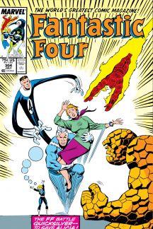 Fantastic Four (1961) #304