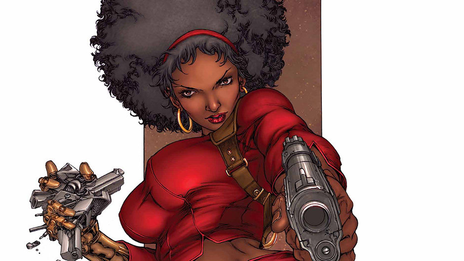 marvel comics misty knight
