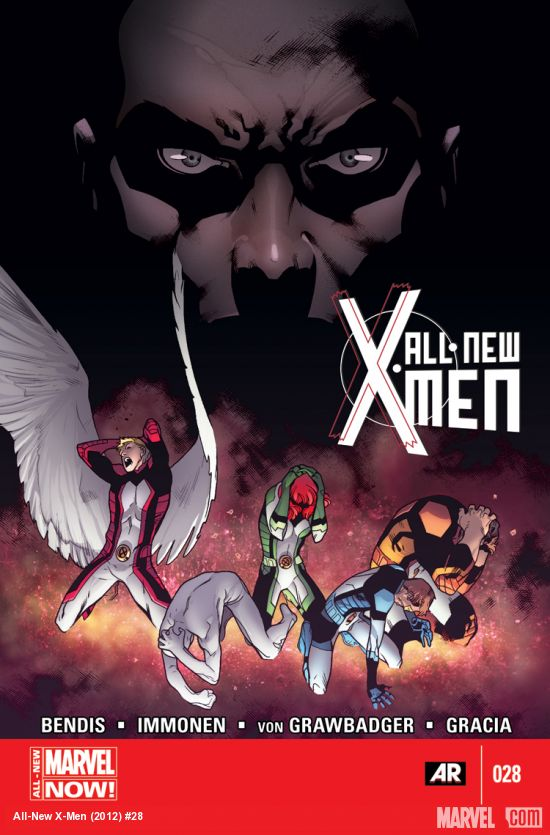 All-New X-Men : Marvel Now Tomes 25-28 French