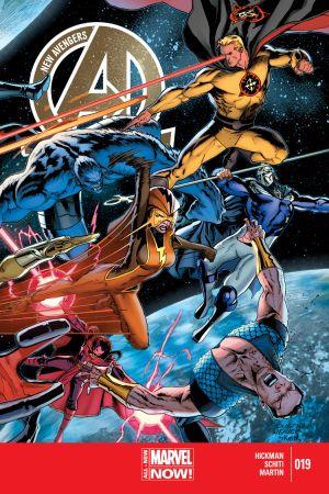 New Avengers (2013) #19