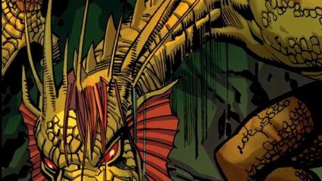 Marvel AR: The Nian Dragon