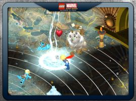 LEGO Marvel Super Heroes: Universe in Peril on iOS screenshot