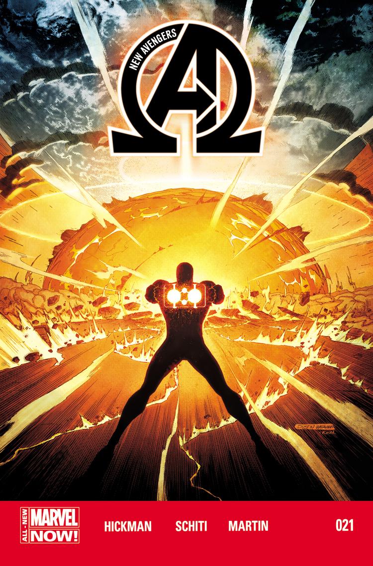 New Avengers (2013) #21